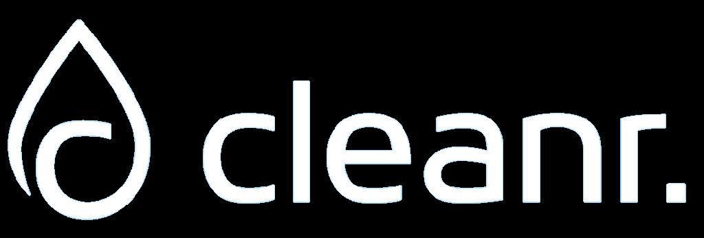 Cleanr Logo Büroreinigung Gebäudereinigung Grundreinigung Unterhaltsreinigung Cleanr Berlin
